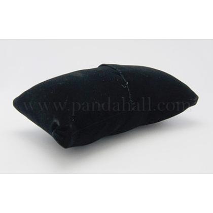 ベルベット枕のジュエリーブレスレットウォッチ表示BDIS-H014-1-1
