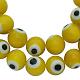 Chapelets de perles de Murano italiennes manuellesD217-6mm-5-2