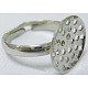 Brass Sieve Ring BasesEC163-NF-1