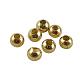 Brass Smooth Round BeadsEC400-1G