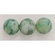 16 дюйм круглых нитей из натуральных драгоценных камнейGSR16mmC160-1