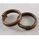 Железные разрезные кольцаJRDR7mm-NF-1