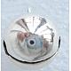 Encantos de campana de latónKKB-C203-01-1