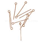 ミックスアイアイピン, 赤銅色, サイズ:約1.6センチ〜5.0センチ, 厚さ0.7mm