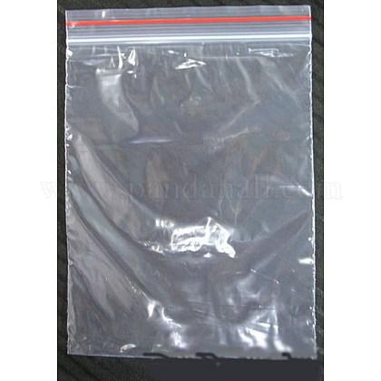 Sacs en plastique à fermeture éclairOPP12-1