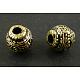 Antique Golden Acrylic BeadsPB9541-5-1