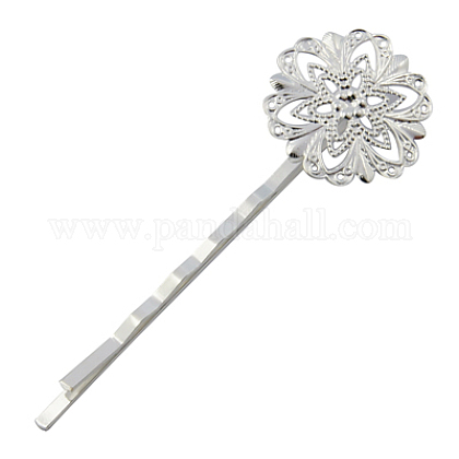 Iron Hair Bobby Pin Findings PHAR-A005-S-1