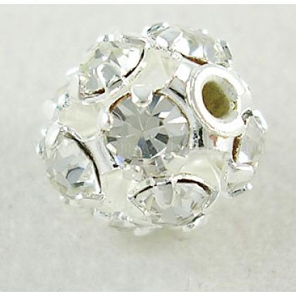 Perlas de rhinestoneRSB11C14-1