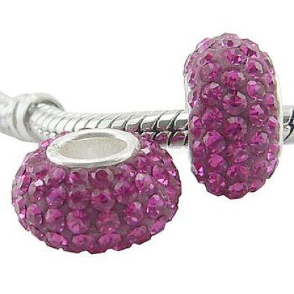 Austrian Crystal European BeadsSS017-12-1