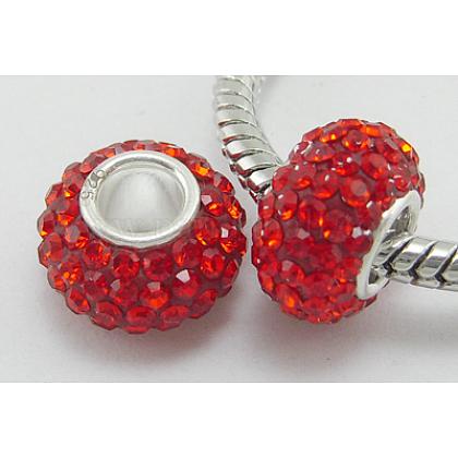 Austrian Crystal European BeadsSS017-17-1
