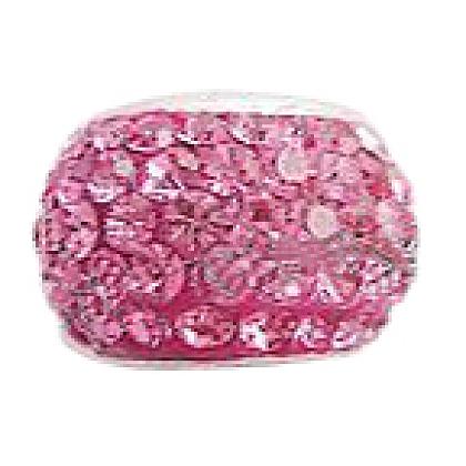Austrian Crystal European BeadsSS018-09-1
