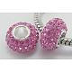 Austrian Crystal European BeadsSS017-09-1