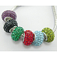Crystal European Style BeadsSS021-2