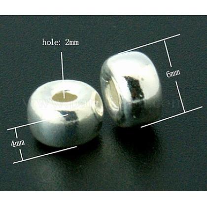 Perles séparateurs en argent sterlingSTER-A010-16-1