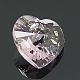 Austrian Crystal Heart PendantsSWAR-6228-10mm-2
