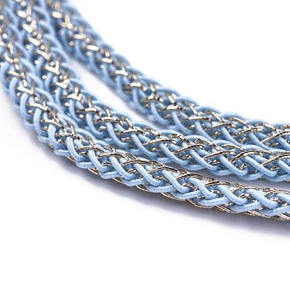 Cordón de poliéster trenzadoOCOR-E018-26-1