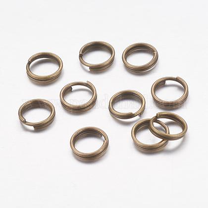 Железные разрезные кольцаJRDAB6mm-NF-1