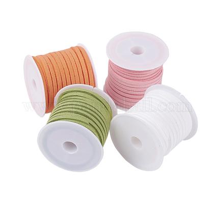 3mm cordón de gamuza sintéticaLW-JP0003-16-1