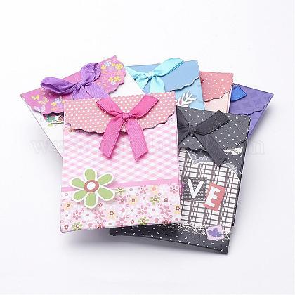 Petits sacs à provisions en papierX-CARB-G001-M-1