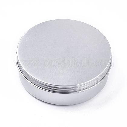 Round Aluminium Tin CansCON-F006-23P-1