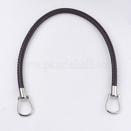 Imitation Leather Bag HandlesFIND-T054-07B-1