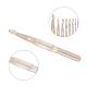 プラスチック製のかぎ針編み針TOOL-BC0008-04-5