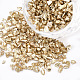 FGB® Plated Glass Seed BeadsSEED-S020-03E-18-1