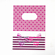 Printed Plastic BagsPE-T003-30x40cm-04-4