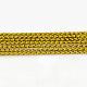 Cuerdas metálicas rebordear no elástico trenzadoMCOR-NB0001-02B-1