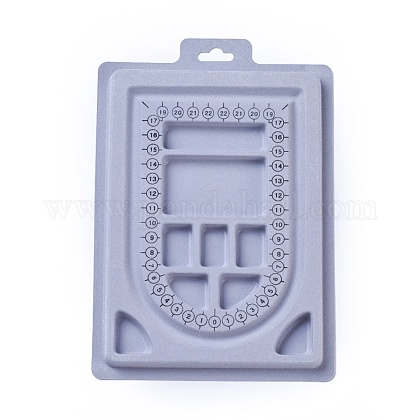 Plastic Bead Design Boards X-ODIS-L003-05-1