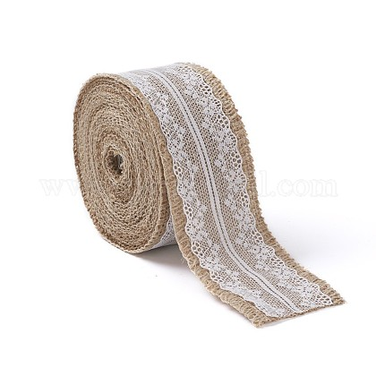 Natural Burlap Ribbons OCOR-TAC0001-02-1