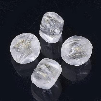 Прозрачные акриловые бусиныTACR-Q264-09-1