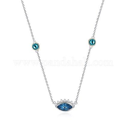 925 Sterling Silver Pendant NecklacesSWARJ-BB34870-1