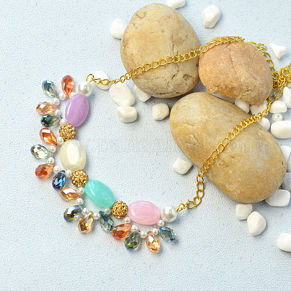 DIY Necklace KitsDIY-JP0003-21-1
