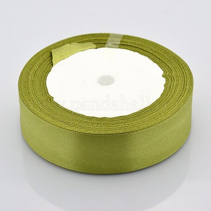 Satin Ribbon X-RC25mmY052-1