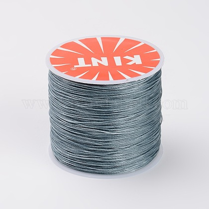 Round Waxed Polyester CordsYC-K002-0.5mm-14-1