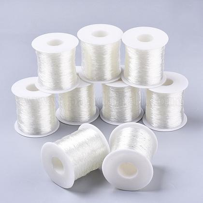 Round Elastic Crystal ThreadX-EW-R007-D-01-1