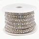 Cadenas de strass Diamante de imitación de bronceCHC-T006-01B-2