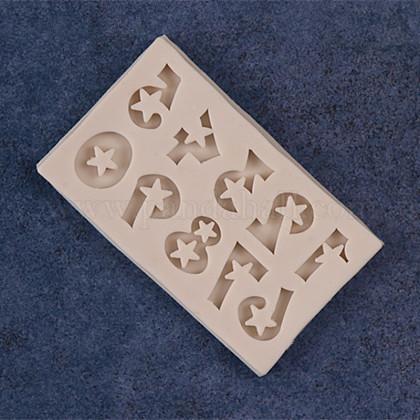 Moldes de silicona de grado alimenticioDIY-I012-74-1