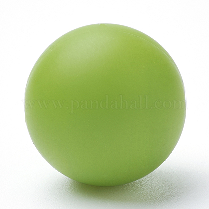 Food Grade Environmental Silicone Beads SIL-R008C-08-1