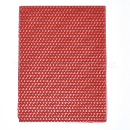 Beeswax Honeycomb Sheets X-DIY-WH0162-55A-01-1