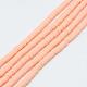 Hilos de arcilla polimérica hechos a manoCLAY-T002-4mm-15-1