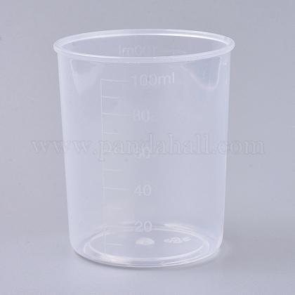 Tasse à mesurer en polypropylène (PP) 100 mlTOOL-WH0021-50-1