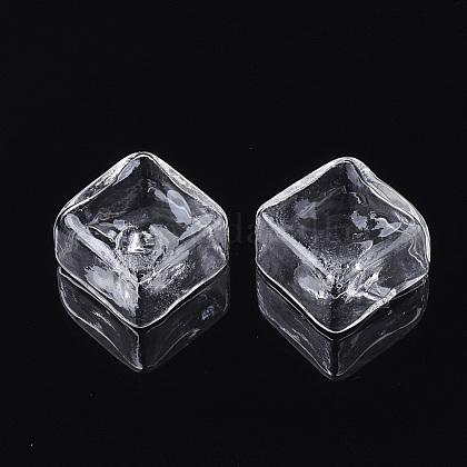 Handmade Blown Glass BeadsBLOW-T001-16A-1