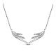 SHEGRACE® 925 Sterling Silver Pendant NecklaceJN602A-2
