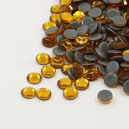 Vidrio de hotfix Diamante de imitaciónRGLA-A019-SS8-203-1