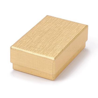 Картонная подарочная коробка шкатулкиCBOX-F005-02C-1