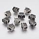 304 Stainless Steel European BeadsSTAS-J022-085AS-2