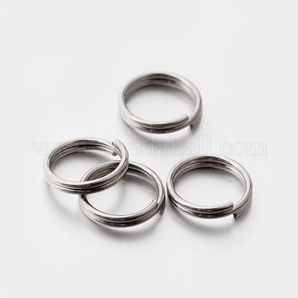 304 Stainless Steel Split RingsSTAS-E075-14-1