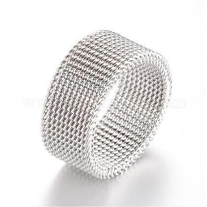 Supports de bague de doigts en 304 acier inoxydableMAK-R010-16mm-1